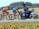 Eurosport will auch zukünftig bei der Tour de France auf Sendung bleiben.