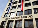 Hauptsitz der Bank Sarasin in Basel.