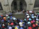 Das Buskers Festival Bern war trotz Regen ein Erfolg