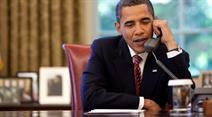 Barack Obama ist derzeit zu Besuch in Deutschland. (Archivbild)