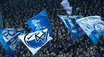 Jubel der FCZ-Fans.