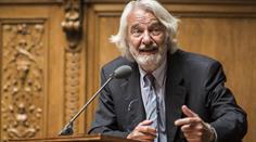 Nationalrat Pierre Rusconi vertritt die Tessiner SVP.