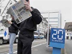 1,366 Millionen Leserinnen und Leser erreichte die Pendlerzeitung «20 Minuten» zwischen Ende September 2007 und Anfang Oktober 2008.