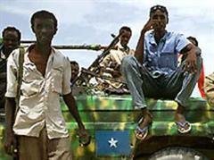 Äthiopien habe die Islamisten angegriffen.