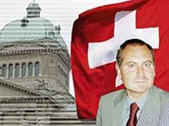 Bernhard Hess, Nationalrat und SD-Zentralpräsident, Bern.