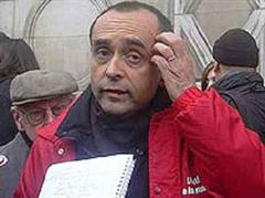 Robert Ménard, Generalsekretär der Hilfsorganisation «Reporter ohne Grenzen».