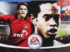 Tranquillo Barnetta ziert das Cover von FIFA 07.