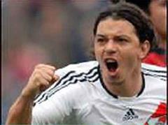 Marcelo Gallardo spielt nun bei Paris St.Germain.
