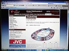 www.euro2008.com:  Informationen über Preise, Ticketkategorien und Details zum Kartenverkauf.