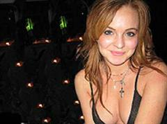 Lindsay will gerade in Los Angeles Geld verdienen.