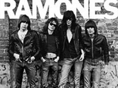 Die Punkband The Ramones existierte 22 Jahre lang.