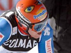 Didier Cuche in Bormio. (Archivbild)