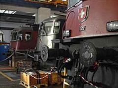 Die kantonale Volksinitiative zum Erhalt der SBB-Industriewerke in Bellinzona ist zustande gekommen.