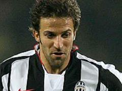 Torjäger Alessandro Del Piero.