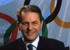 IOC-Präsident Jacques Rogge.