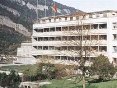 Kantonsspital Chur.