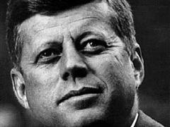 John F. Kennedy-Türstopper für 4800 Dollar.