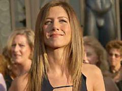 Stolz der US-Amerikaner: Jennifer Aniston.