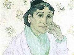 Van Goghs berühmtes Porträt einer Cafébesitzerin aus Arles, «Arlésienne, Madame Ginoux» (1890).
