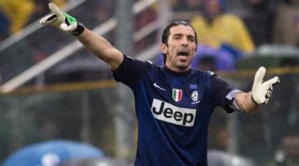 Juve-Ikone Gianluigi Buffon.