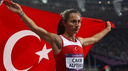 Acht Jahre Sperre für Asli Cakir Alptekin.