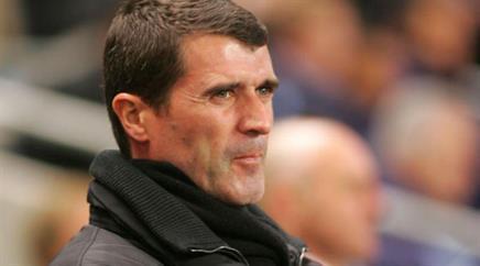 Roy Keane.