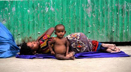 Armut, nicht Familienplanung ist das Problem.