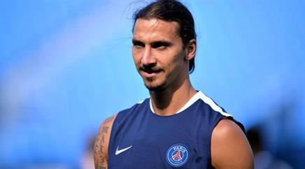 Zlatan Ibrahimovic verpasst den Ligastart.