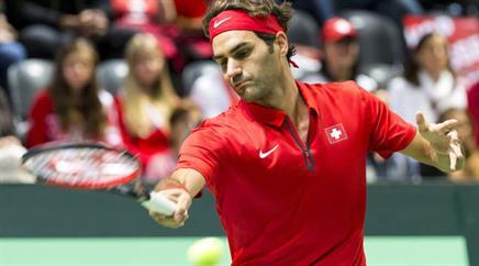 Roger Federer muss sich überraschend geschlagen geben. (Archivbild)