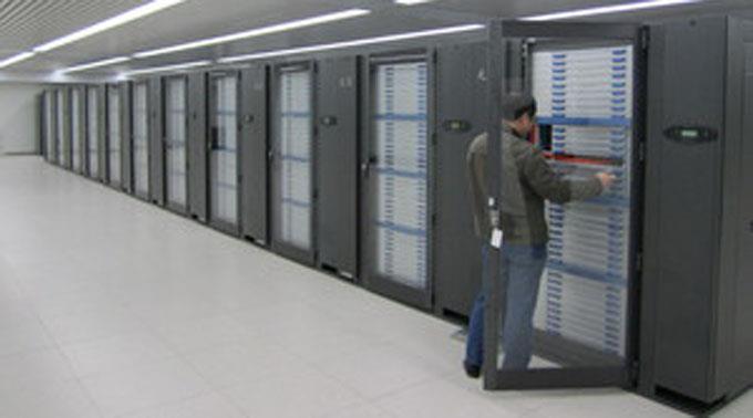 Superrechner «Tianhe-1A».