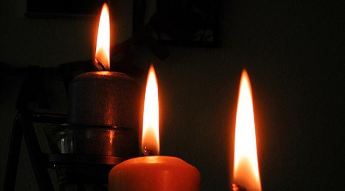 Stromausfall in Schottland.