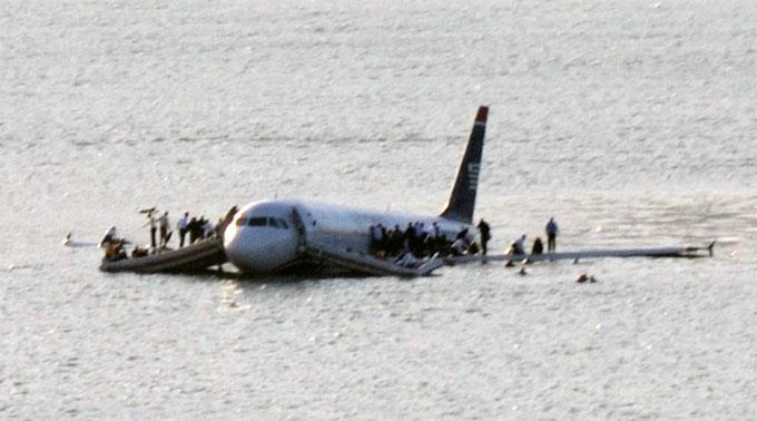 Hudson River Flugzeugabsturz.