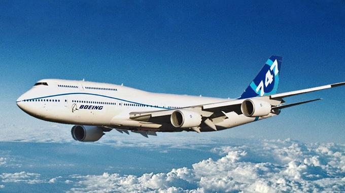 Boeing 747-8 Intercontinental: Über 450 Passagiere transportiert der Jumbo.
