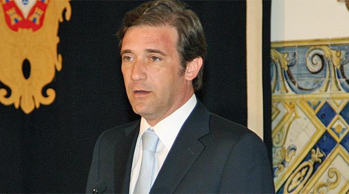 Will die Bonität Portugals verbessern: Pedro Passos Coelho.