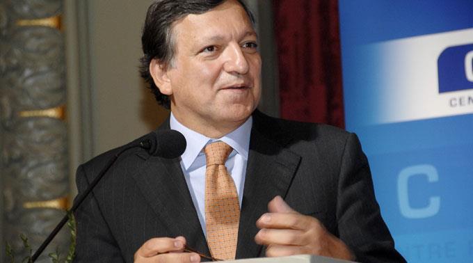 José Manuel Barroso pocht auf Rechtsstaatlichkeit in Rumänien.