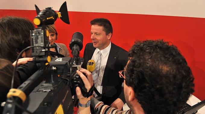 GLP Präsident Martin Bäumle.