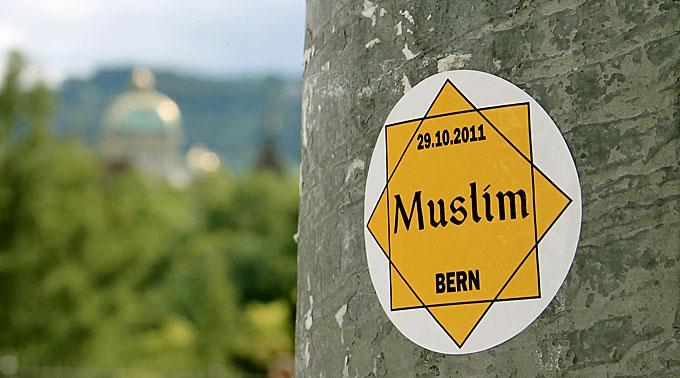 Tag gegen Islamophobie & Rassismus.