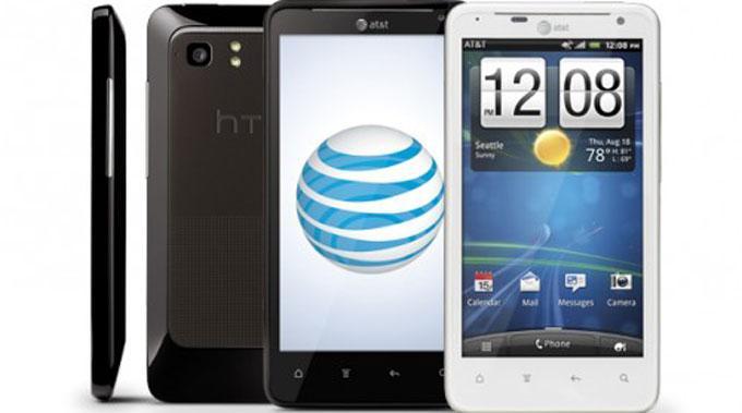 Das neue HTC «Vivid».