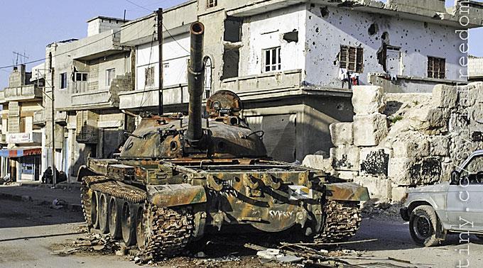 Ein neues Massaker erschüttert Syrien.