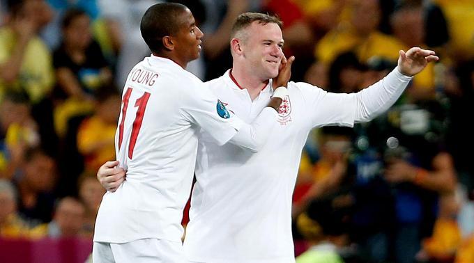 Wayne Rooney (r.) machte den Unterschied.