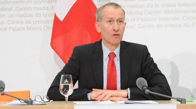 Michael Ambühl, Staatssekretär SIF