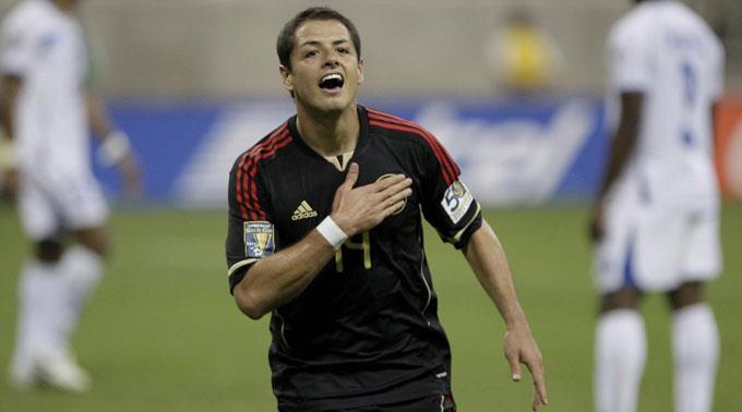 Javier Hernandez erzielte den goldenen Treffer. (Archivbild)