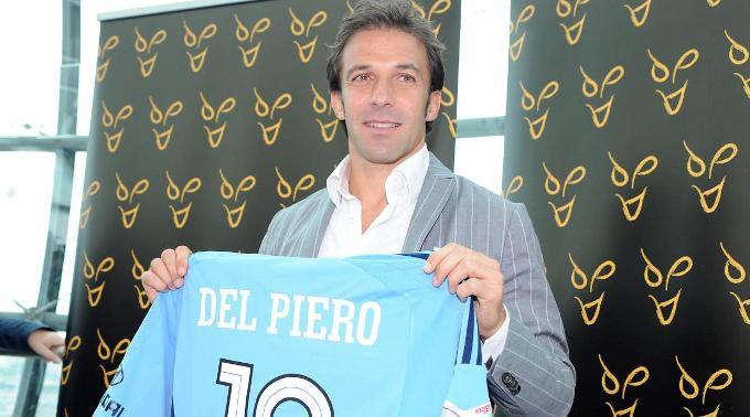 Debüt missglückt: Alessandro Del Piero.