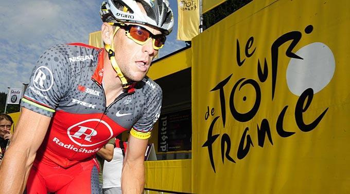Lance Armstrong verliert alle sieben Tour de France-Titel.
