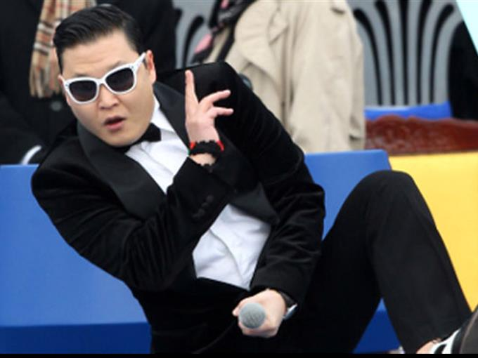 Gangnam Style: Psy.