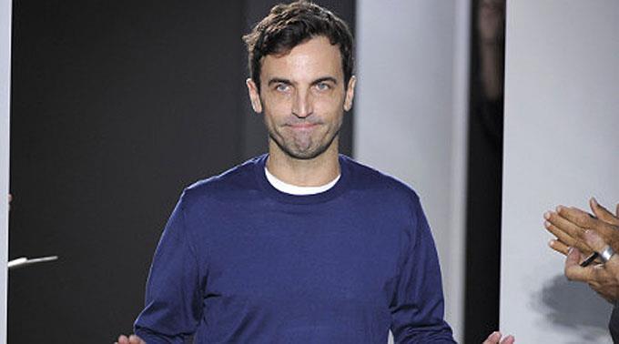 Nicolas Ghesquière wird der erste Interviewpartner für das neue Modemagazin 'System' sein.
