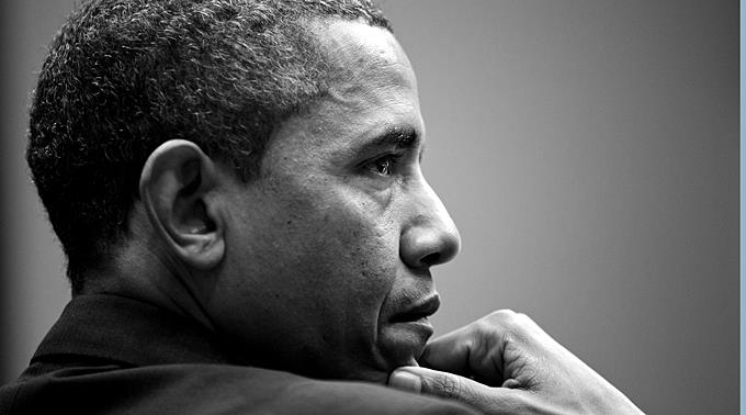 Barack Obama ist momentan auf Asienreise.