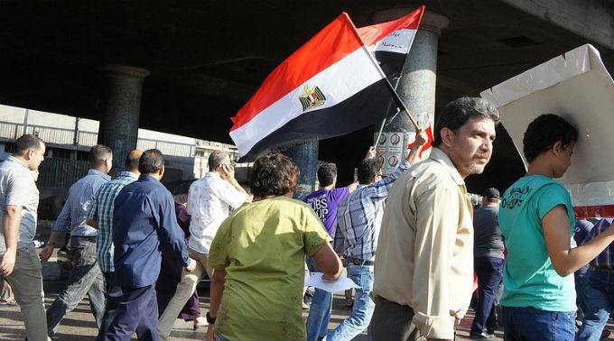 Proteste in Kairo. (Archivbild)