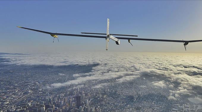 Solar Impulse beendet die US-Tour.