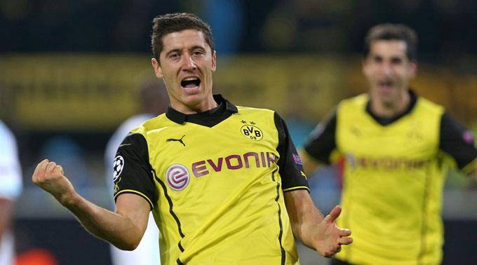 Robert Lewandowski zu Bayern München rückt näher. (Archivbild)